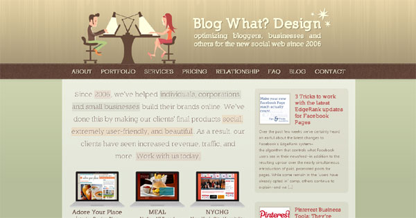 Blog What?
